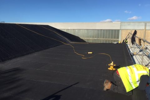 epdm rubber roof installers