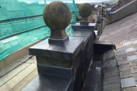 skipton roof leading