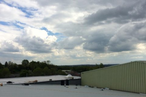 industrial roof fitting
