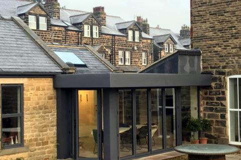 flat roof project harrogate