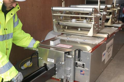 mustang ironman machine