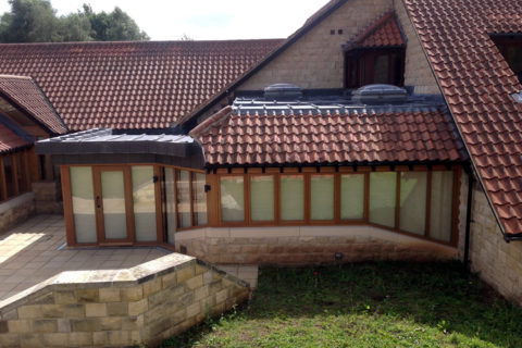 roof tiles lead work