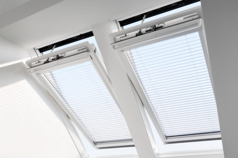 velux electric roof windows